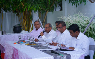 Committee Meeting 26/08/2018